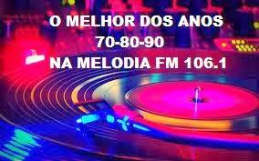 O MELHOR DOS ANOS 70-80-90