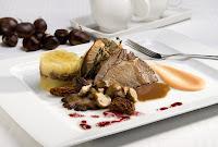 Restaurante Bristol, Chile: Chef Axel Manriquez