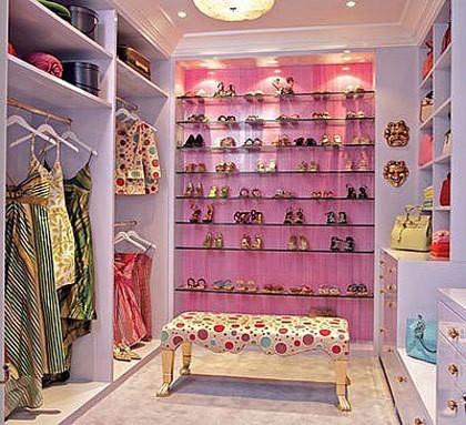 o closet dos meus sonhos