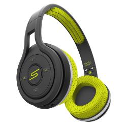 SMS Audio SMS-BTWS-SPRT-YLW SYNC By 50 On Ear Wireless Sport Headphones