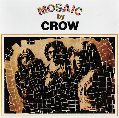 Crow - Mosaic (1971 US Strong Bluesy Hard Rock )