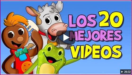VIDEOS DE CANCIONES INFANTILES
