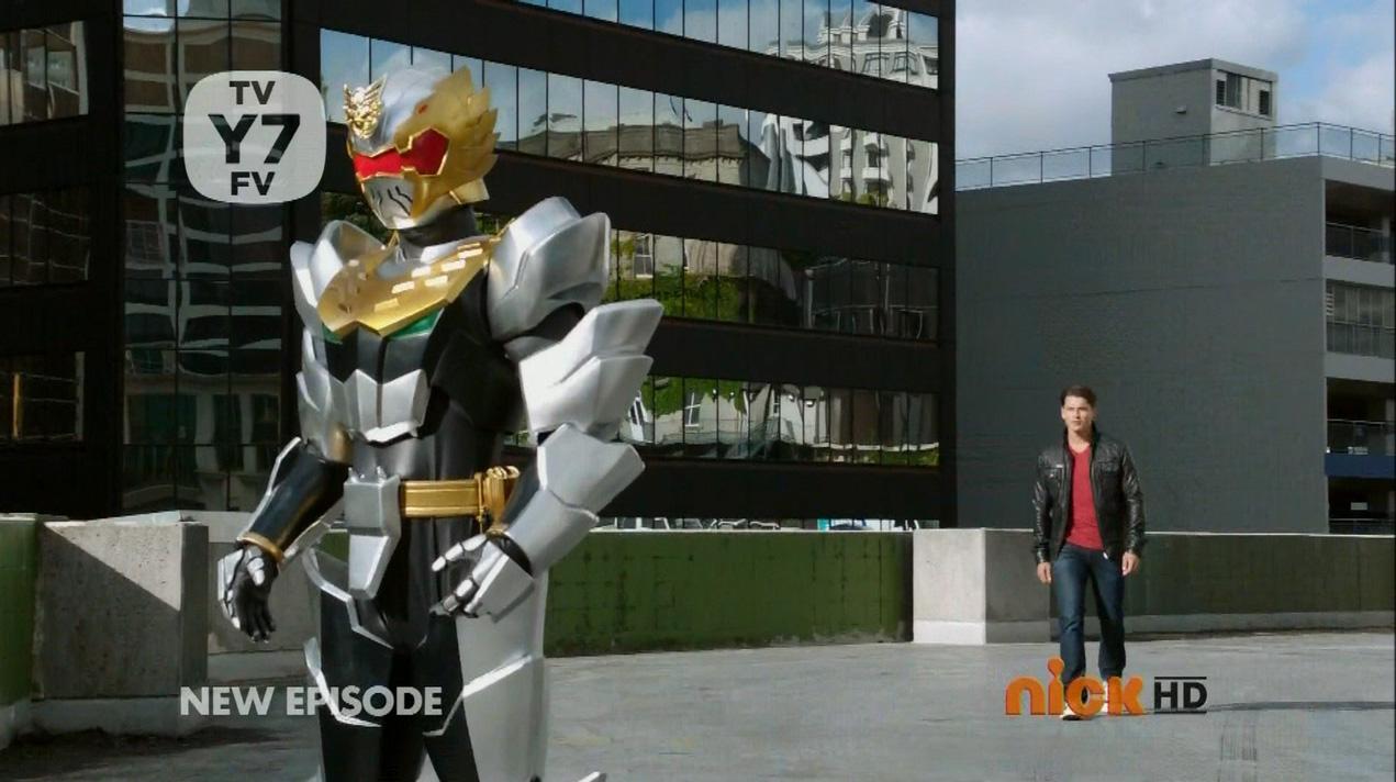 Henshin Grid: Power Rangers Megaforce - Man and Machine Episode Review