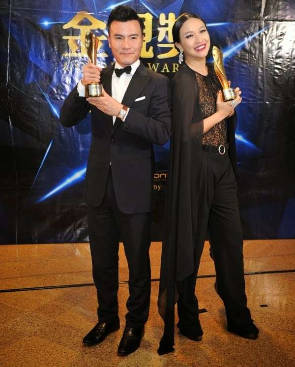 Golden Awards 2014, The Descemdant, Debbie Goh, Frederick Lee, Steve Yap, Best Actor, Best Actress, Live Show, Live Streaming,