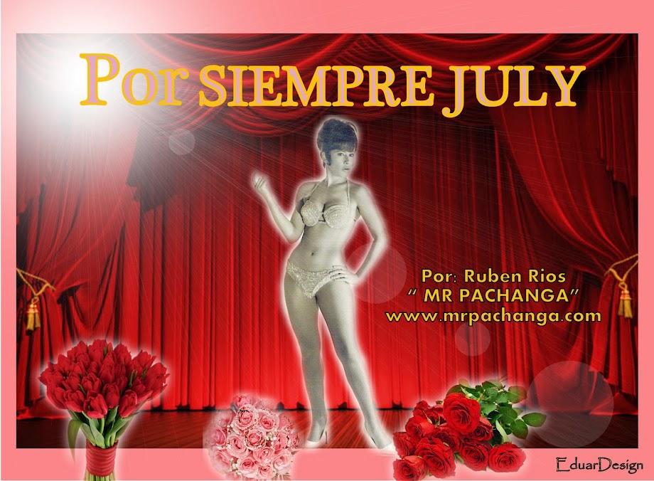 POR SIEMPRE JULY