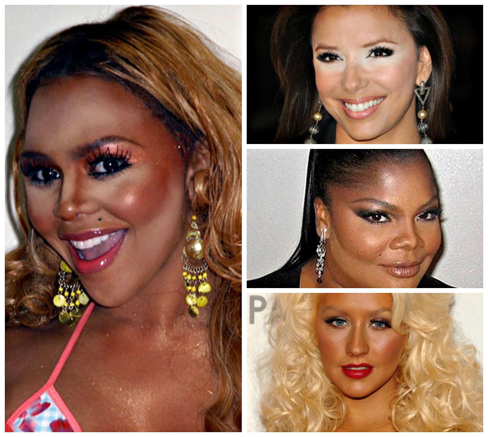 bad makeup contouring mugeek vidalondon