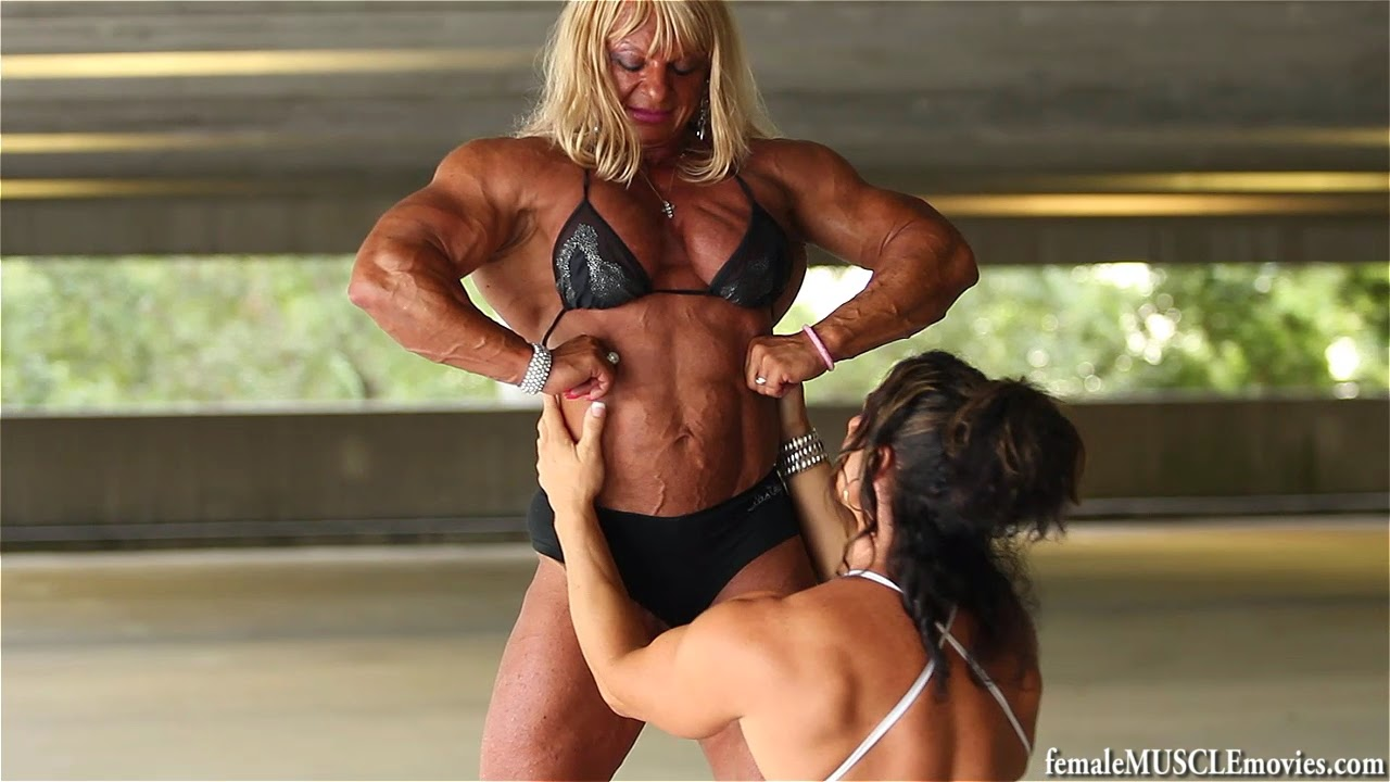 muscular women domination worship Muscle muscle