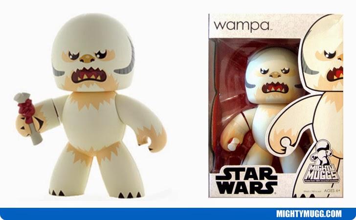 Wampa Star Wars Mighty Muggs Wave 8