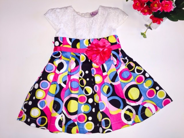 SMOOTHIES KIDS DRESS 1Y-6Y