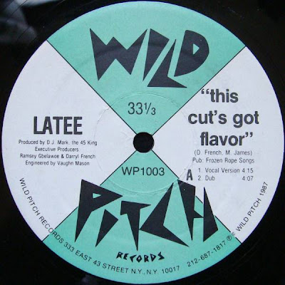 Latee – This Cut's Got Flavor (VLS) (1987) (320 kbps)