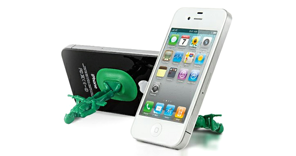 iSoldier iPhone Stand