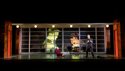 Rebecca Evans, Lawrence Zazzo - Handel Orlando - Welsh National Opera - photo Bill Cooper