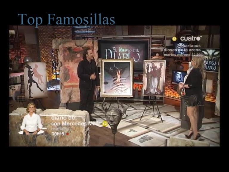 Top famosillas carmen porter luciendo cuerpazo con for Carmen cuarto milenio