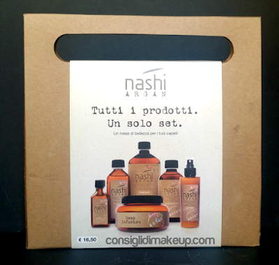 Review: Try Me Set - Nashi Argan