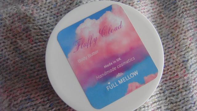 Full Mellow Fluffy Clouds Body Butter