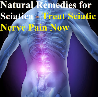 Natural Remedies for Sciatica - Treat Sciatic Nerve Pain Now