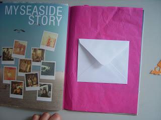 my seaside story journal