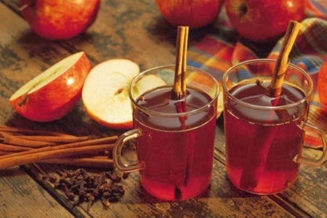 Winter Warmer - Spiced Apple