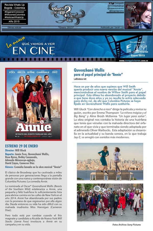 Boletin-nuevo-cine-Enero-2015-SONY-PICTURES