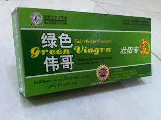 Suplemen Pria Green Viagra