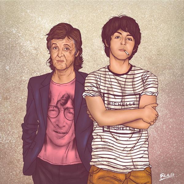Fan Art Friday Paul McCartney