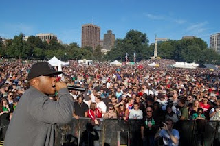Boston Freedom Rally