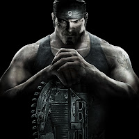 Gears of War 3 iPad and iPad 2 Wallpapers