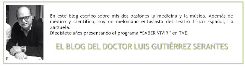 DOCTOR LUIS GUTIÉRREZ SERANTES