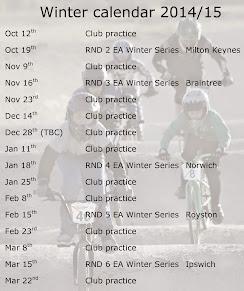 Winter Calender 2014-15