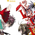 Lance N' Masques: Light novel ganhará anime!