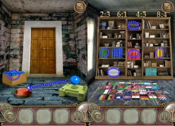 Escape the Mansion Level 191 192 193 194 195 Explanation
