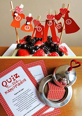 Uma brincadeira divertida para o Dia dos Namorados