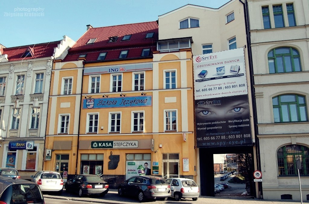 Dom Nowowiejskiego w Olsztynie