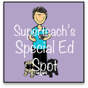 Mary Ann from Special Ed Spot