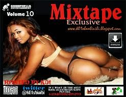 GOODPHELLA ENTERTAINMENT MIXTAPE MODEL Vol.10