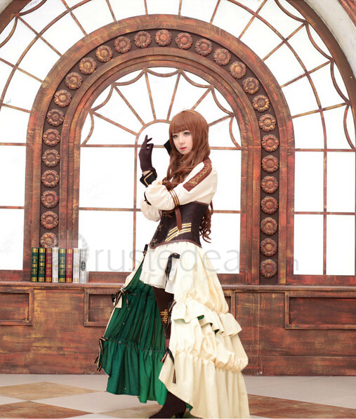 Code Realize Cardia Steampunk Costume