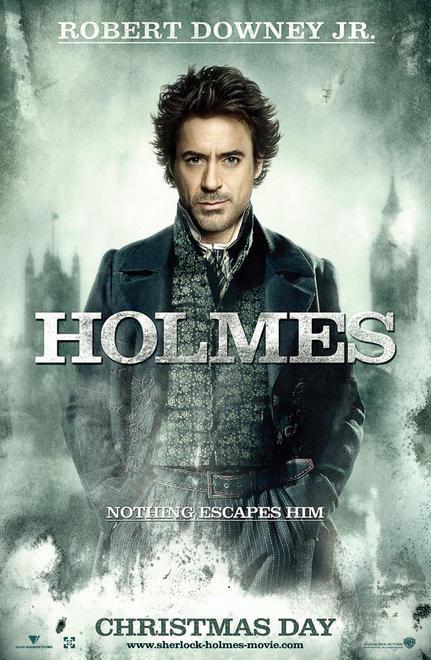 Sherlock Holmes DVDRip Latino Descargar 1 Link