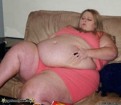 фото толстых женщин в постели голых
