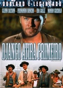 Filme Django Atira Primeiro Online