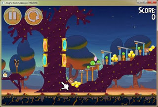 Angry Birds Season Screenshot