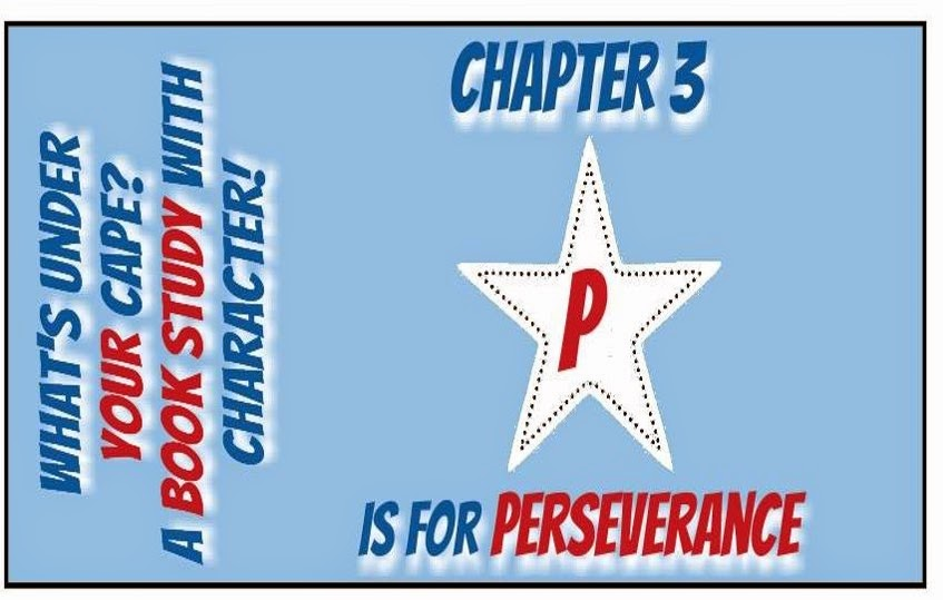 Book Study - Perseverance Chapter