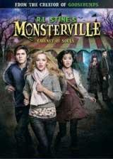 RL Stine's Monsterville: El Consejo De Los Espíritus (2015) DVDRip Latino
