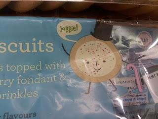 Jazzie biscuits