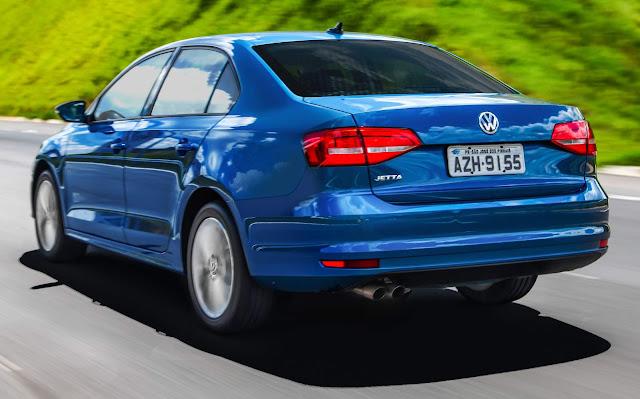 VW Jetta Comfortline 2016 - fabricação nacional
