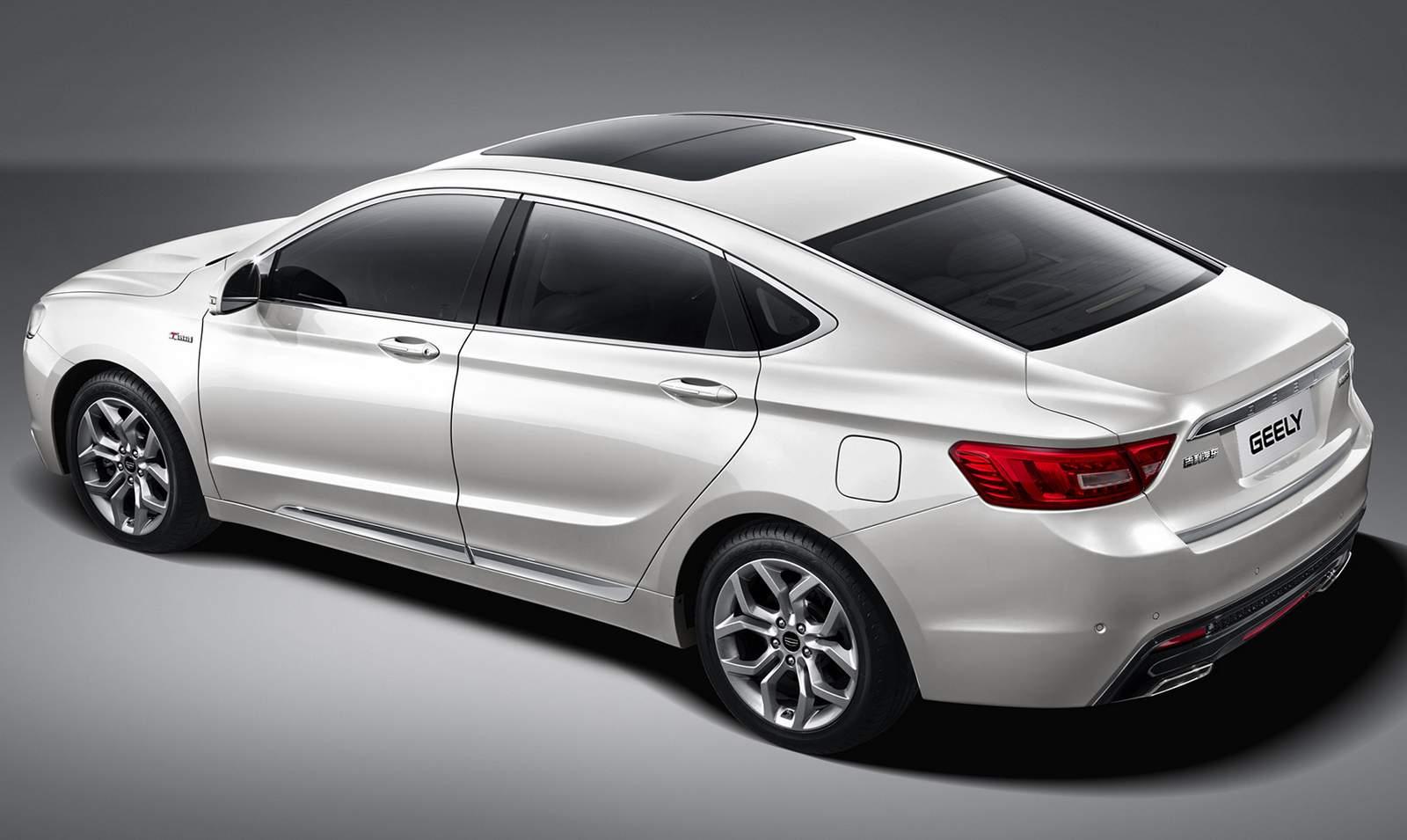 Geely EC9 chega ao mercado chinês: preço R$ 74.500 reais ...