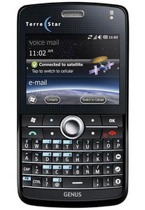 TerreStar GENUS cellular-satellite smartphone now available for purchase
