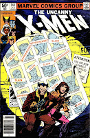 X-Men #141 cover picture