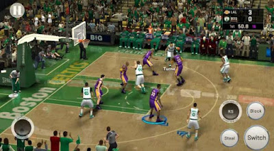 Free Download NBA 2K16 v0.0.2 MOD Apk