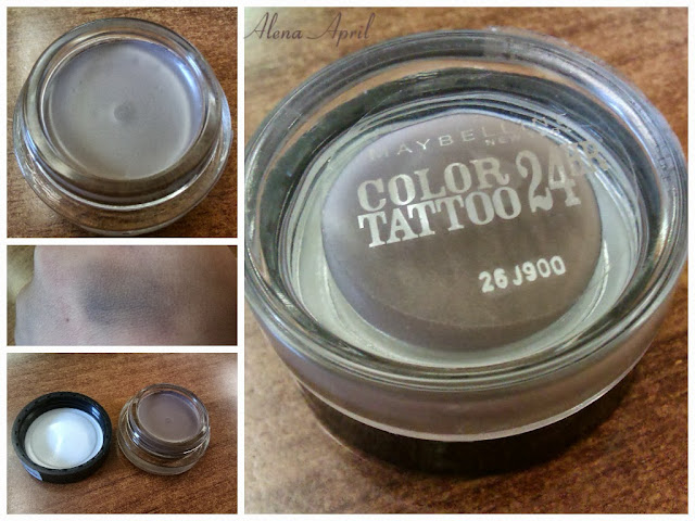Color Tattoo #40 Permanent taupe! MAYBELLINE