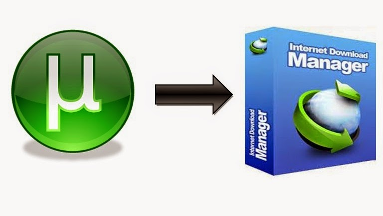 Cara Download Torrent Pake Internet Download Manager (IDM) - Trends7Media
